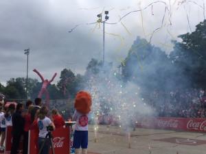 """Свечано отварање манифестације """"Спортске игре младих Србија"""""""
