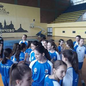 Заједнички тренинг деце из Решице и Панчева