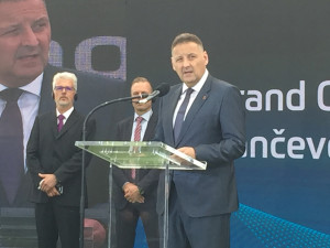 Grand Opening of the ZF Auto Parts Factory in Pančevo