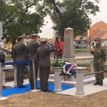 Обележавање 75 година од ослобођења Панчева у Другом светском рату