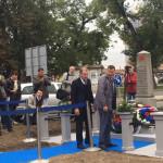 Obeležavanje 75 godina od oslobođenja Pančeva u Drugom svetskom ratu