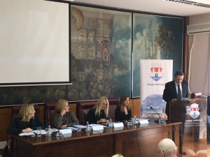 Одржавање седнице Одбора за људска и мањинска права и равноправност полова