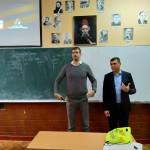 """Предавање у Гимназији """"Урош Предић"""""""