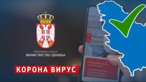 Baner za sajt covid19.rs