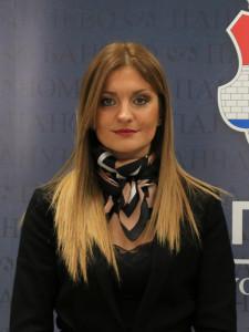 Zamenica Gradonačelnika Dragana Kuprešanin