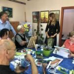 Посета Kлубу за одрасла и стара лица